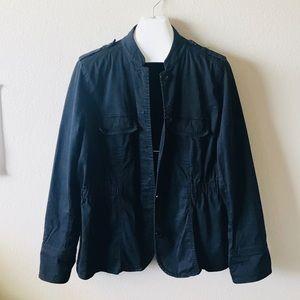 🛍Torrid Black Button Down Blazer Jacket🛍